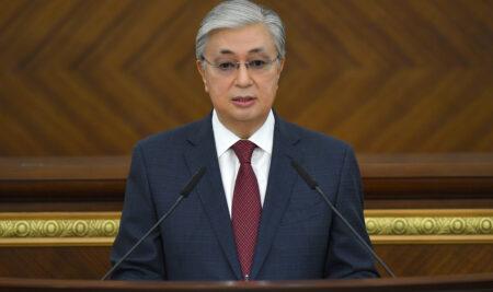 Мемлекет басшысы Қасым-Жомарт Тоқаевтың VII шақырылымдағы Парламенттің бірінші сессиясының ашылуында сөйлеген сөзі