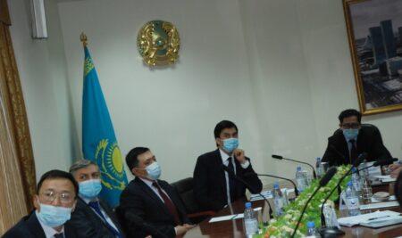 Рабочее совещание по внедрению информационной системы  «Единый архив электронных документов»